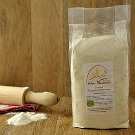 Farina Farro Monococco tipo 1 - 1 kg