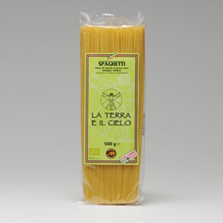 Spaghetti di semola trafilati al bronzo