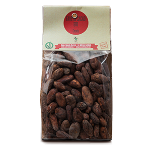 Fave di cacao BIO crude 50 gr