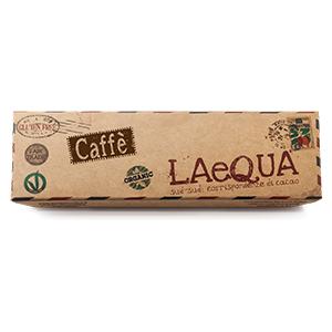 Cioccolata BIO LAeQUA al caffè