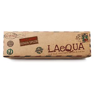 Cioccolata BIO LAeQUA senza spezie 70%