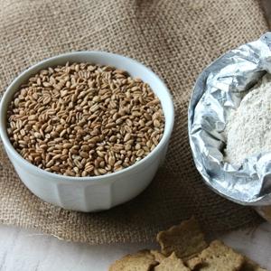Zuppa di monococco e lenticchie (500 gr)