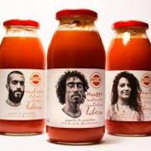 Passata di Pomodoro varietà San Marzano 0.700 lt